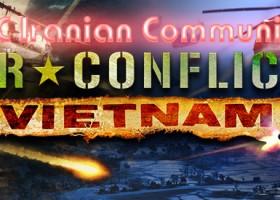آموزش آنلاین و مولتی پلیر بازی Air Conflicts: Vietnam (تیم جامعه ایرانیان)