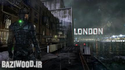 لندن، یکی از لوکیشن های به نمایش در امده بازی بلک لیست