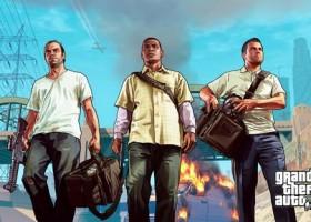 سه شخصيت GTA V: مايكل، تروور و فرانكلين