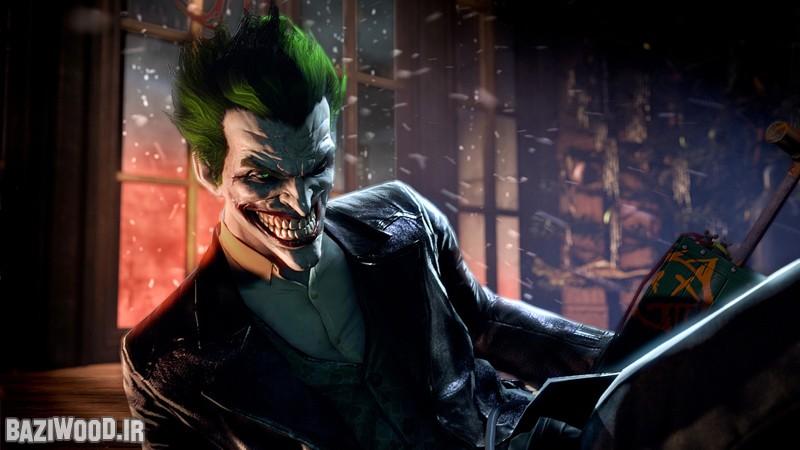 دلقک بی محل!  Joker شاید باهوش ترین دشمن بتمن باشد.