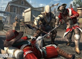 Assassin's Creed 3 بازي
