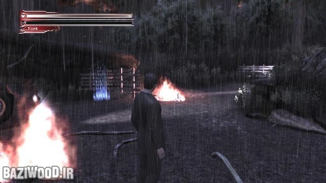 بازی Deadly Premonition برای کامپیوتر که خیلی ها آن را بهترین بازی بد جهان می دانند! از نظر تکنیکی بازی مانند بازیهای پلی استیشن 2 است ولی داستان و اتمسفر جالبی دارد! ماشین سواری، دنیای باز، موجودات ترسناک و... من که نتوانستم تحملش کنم ولی شبیه آلن ویک نسل قبل بود!
