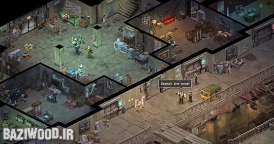 به احتمال 100 درصد هر کس که طرفدار بازیهای نقش آفرینی نیست با دیدن این عکس از بازی ناامید شد!!