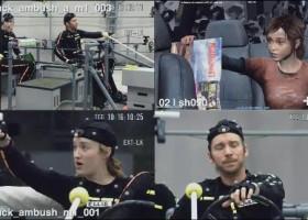 تصاویری از پشت صحنه بازی The Last of Us